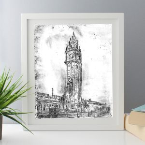 Albert Clock Print-0