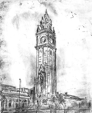 Albert Clock Print-29