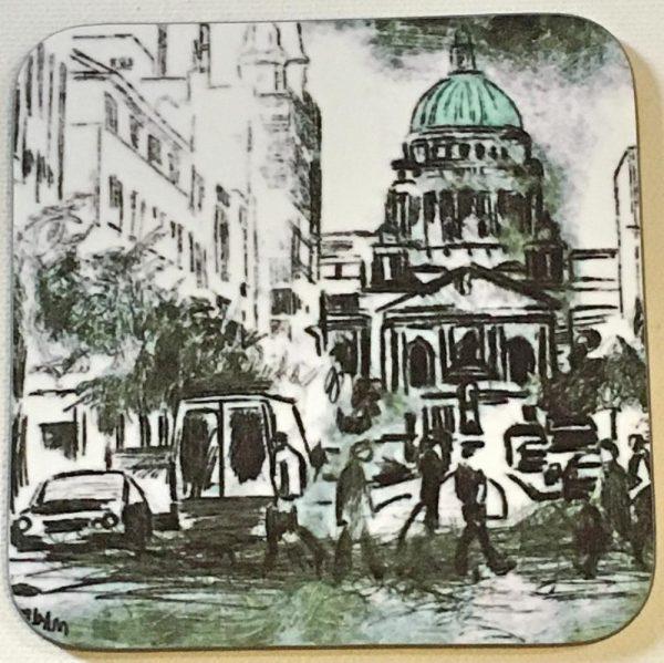 City Hall Coaster-0