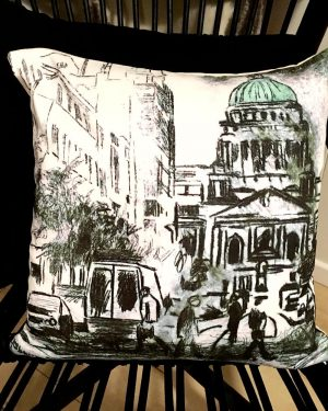 City Hall Cushion-0