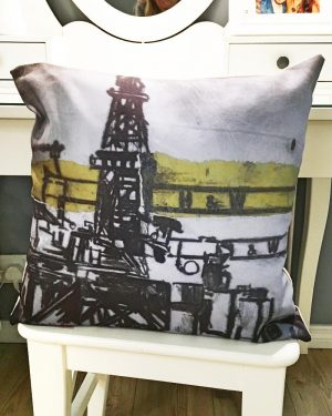 Harland & Wolff Rig Cushion-0
