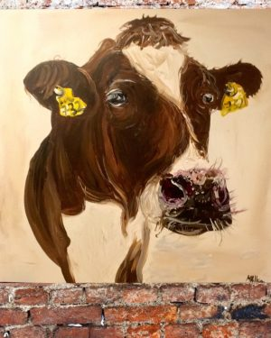 Original Painting - Angus-0