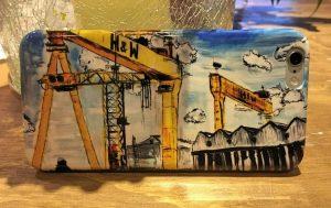 Harland & Wolff Cranes Phone Case-0