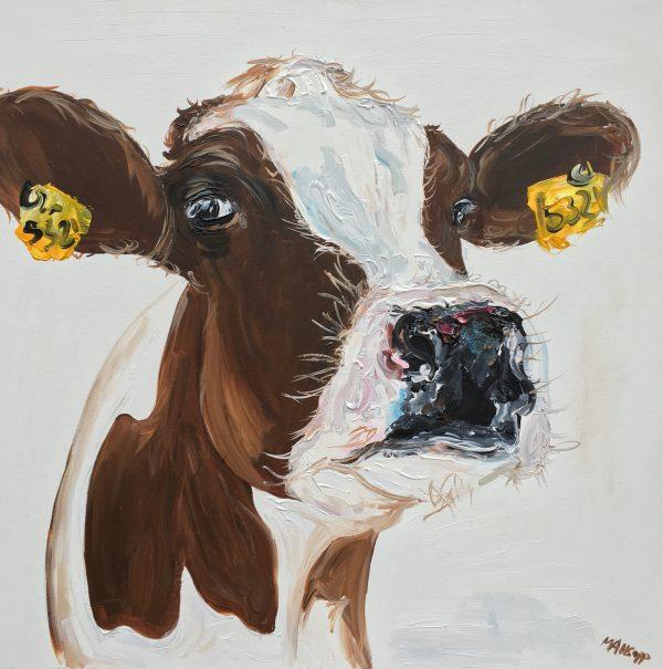 Original Painting - Lily-322