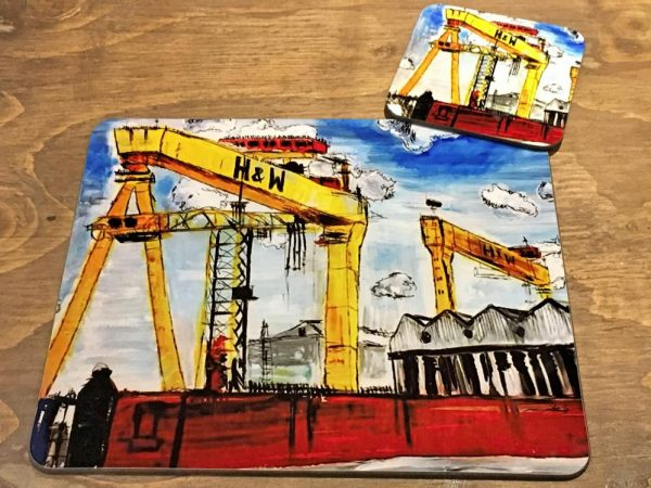 Harland & Wolff Placemats-0