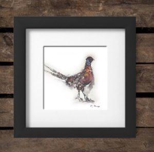 Print - Pheasant-0