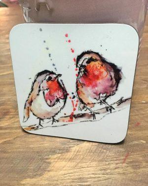 Robin Coaster-0