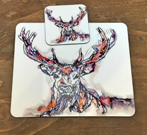 Stag Placemats-0