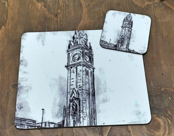 Albert Clock Placemats-0