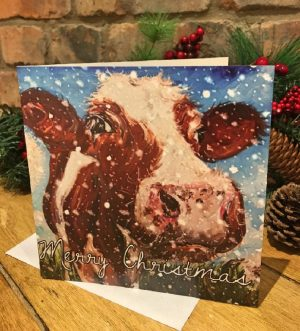 Individual Greeting Card - Christmas Rupert-0