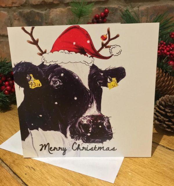 Individual Greeting Card - Christmas Sarah-0